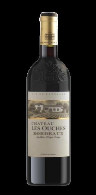 2018 Château LES OUCHES Bordeaux